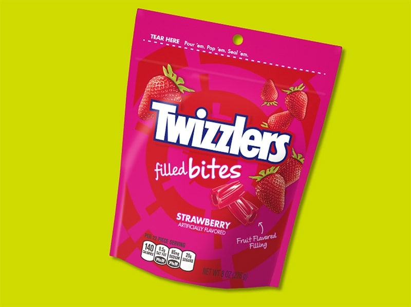 TWIZZLERS Filled Bites