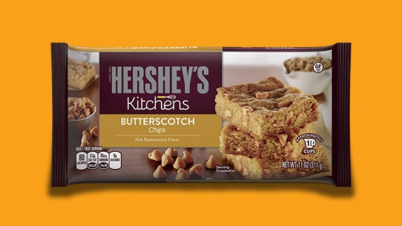 HERSHEY'S Kitchens Butterscotch Chips