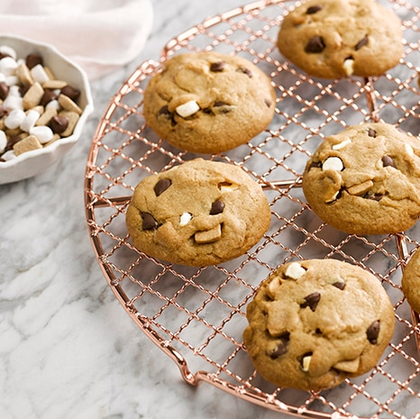S'mores Pieces Cookies