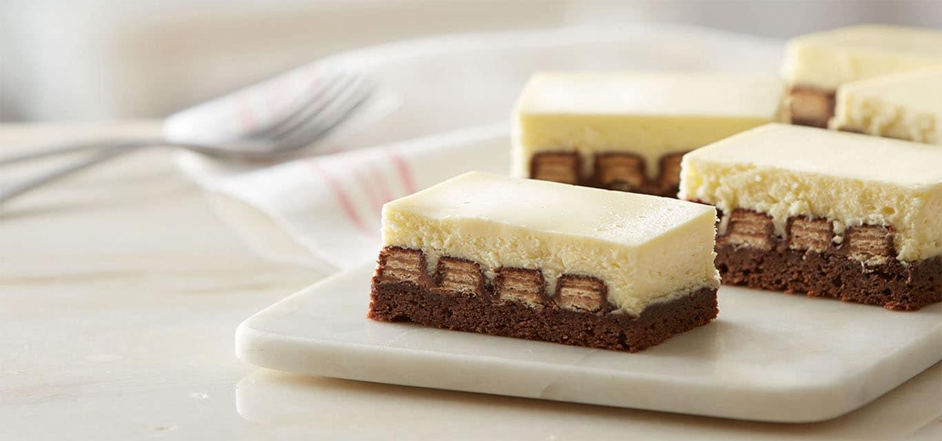 Cheesecake With Cake Bottom Recipe