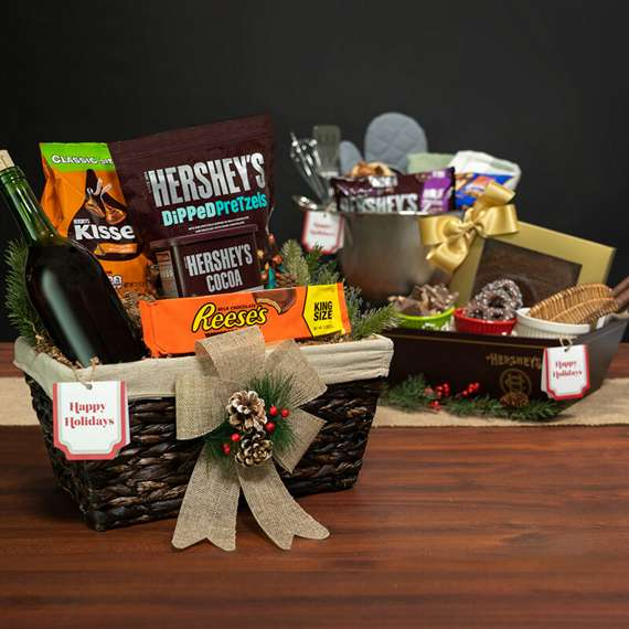 3 Unique Holiday Gift Basket Ideas