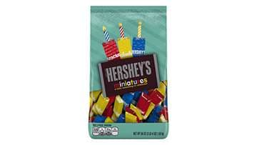 Birthday HERSHEY'S Miniatures