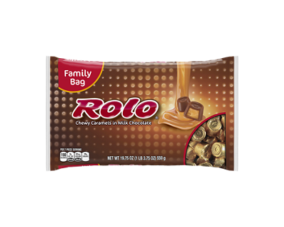 ROLO<sup>®</sup> Chewy Caramels in Milk Chocolate