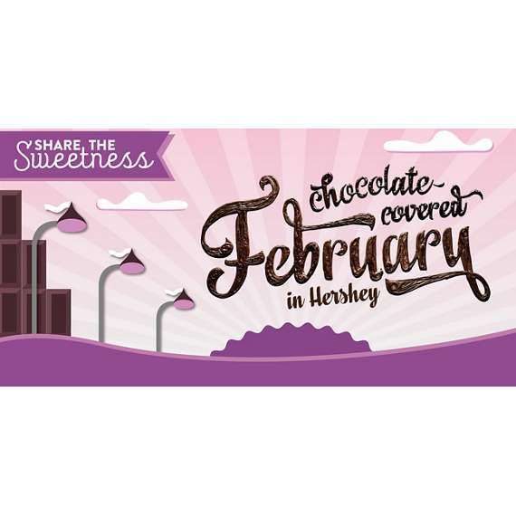 Share the Sweetness during Chocolate-Covered February
