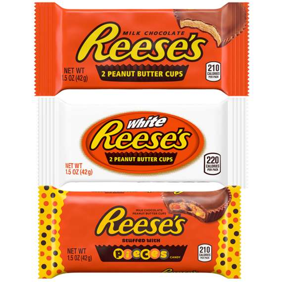 REESE'S Peanut Butter Cup Variety Pack