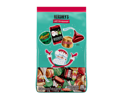 Hershey's Holiday Candy Dish Assortment