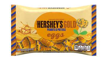 HERSHEY'S GOLD Eggs