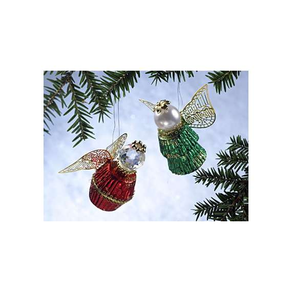 REESE'S King & Queen Angel Ornaments Craft