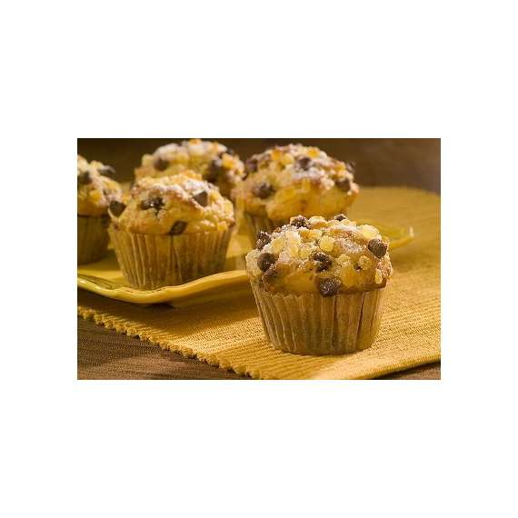 Ginger Chip Muffins Recipe
