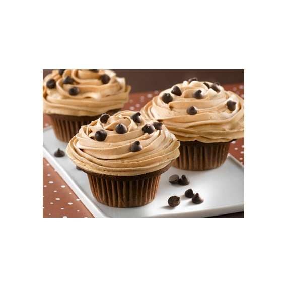 Deluxe Chocolate Peanut Butter Cupcakes Recipe