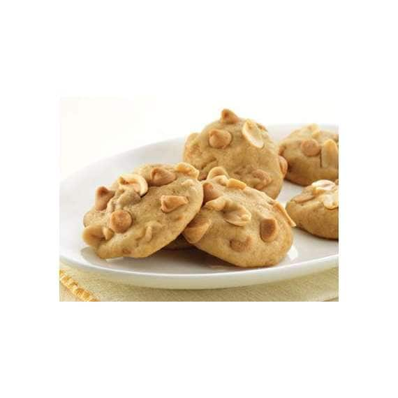 Banana and Peanut Butter Chip Cookies Recipe