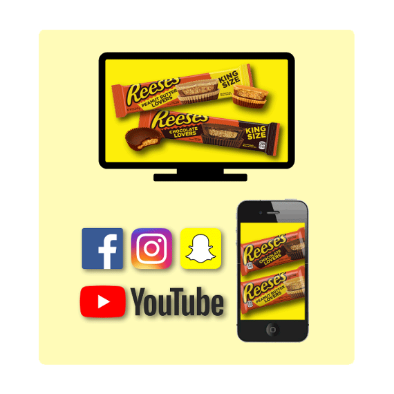 Reese's Lovers Marketing Support