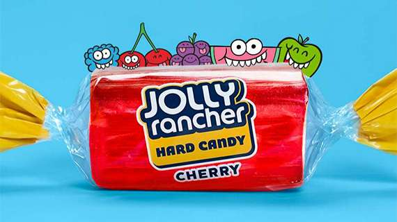 JOLLY RANCHER Hard Candy Cherry