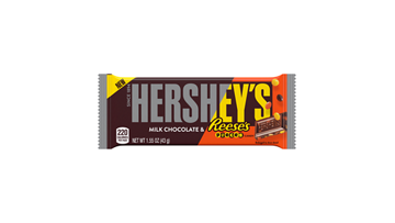 HERSHEY'S Milk Chocolate & REESE'S PIECES Candy