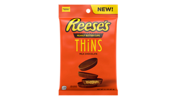 REESE'S THiNS Milk Chocolate