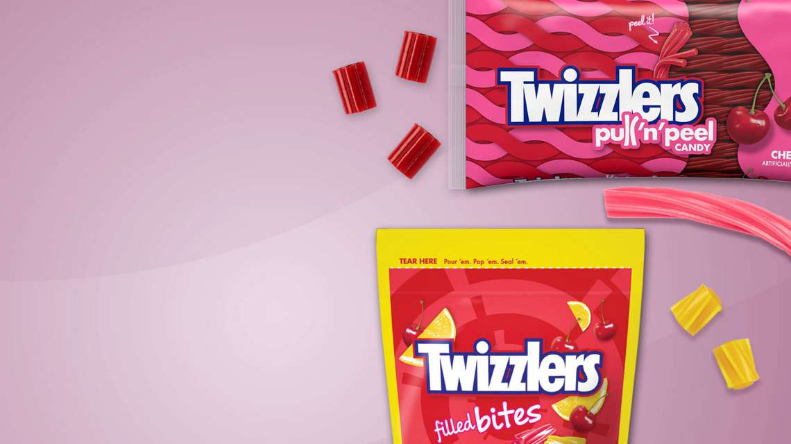 TWIZZLERS Packages